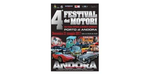 4° Festival dei Motori