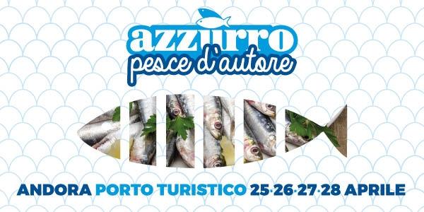 Azzurro Pesce d'Autore 2019