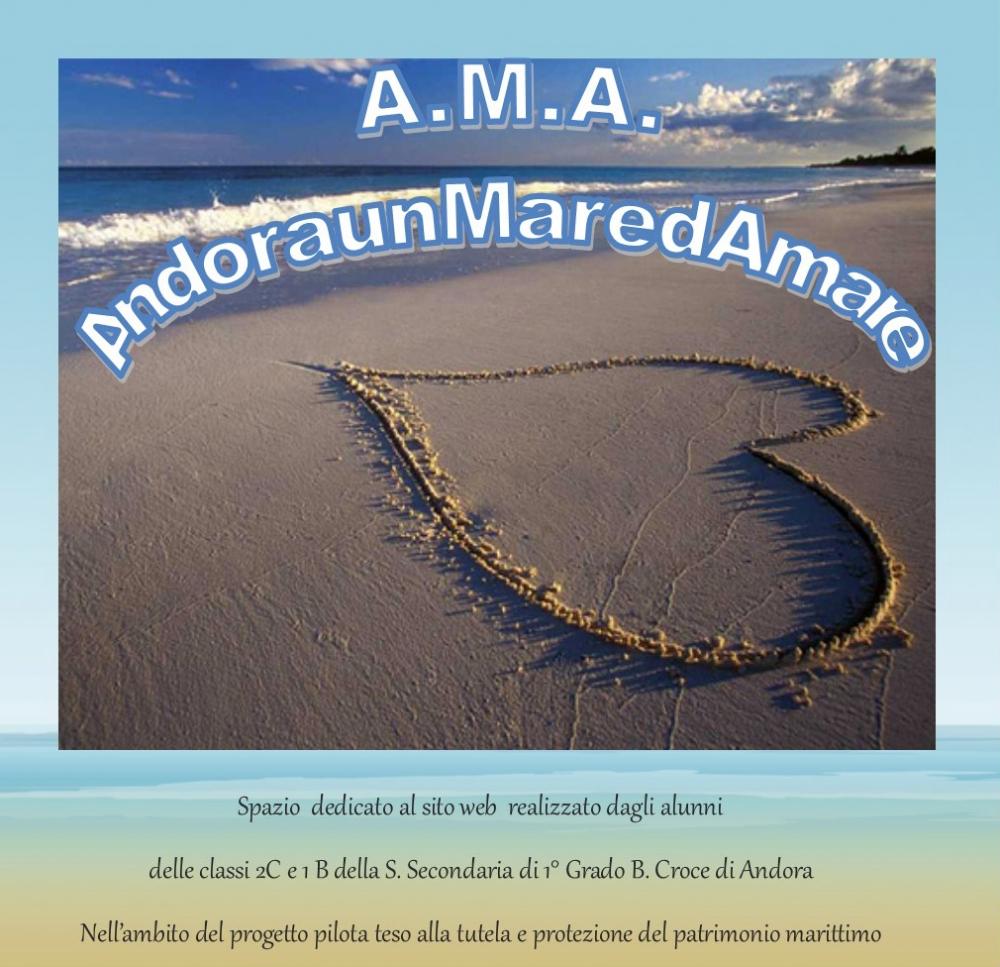 A.M.A. Andora un mare d'amare