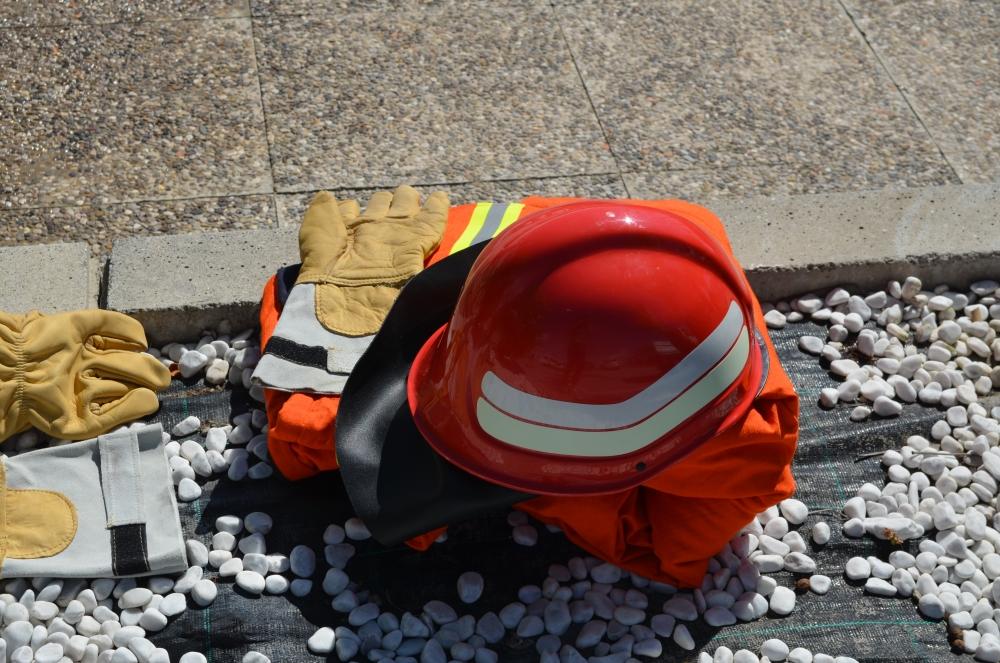 Esercitazione antincendio Porto di Andora